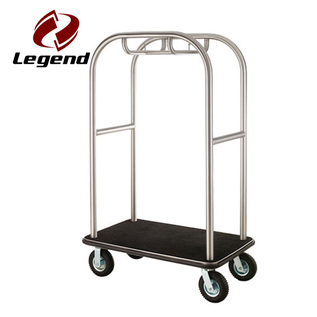 Hotel baggage cart
