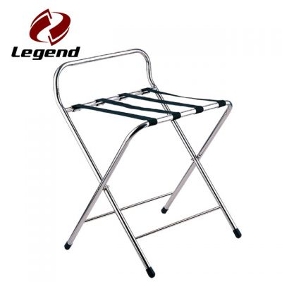 Folding hotel wood luggage rack,Popular folding luggage stands