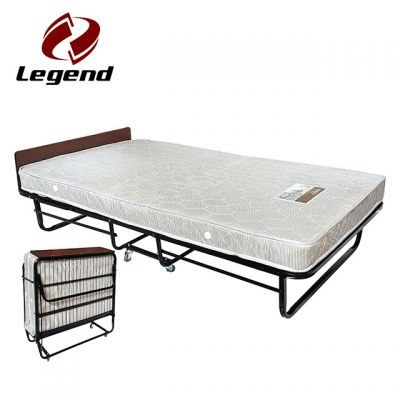 Folding rollaway bed,Popular folding bed