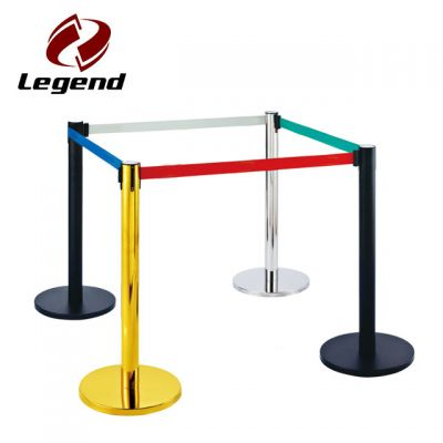 Queue Line Stand,Retractable Belt Barrier,Retractable Railing Stand