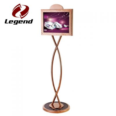 Advertising Sign Post,Exhibition Sign Stand,Menu Display Stand