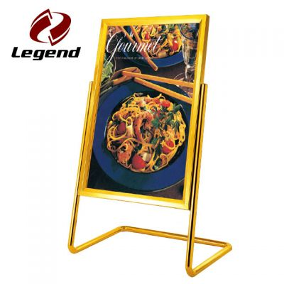 Menu Sign Post,Sign Board Stand,Sign Stand