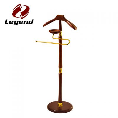 Hanger Valet Stand,Hotel Clothes Rack,Suit Valet Stand