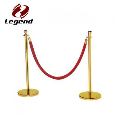 Queue Rope Barrier,Rope Stanchion,Velvet Rope Stand