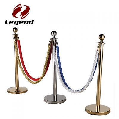 Queue Rope Barrier,Rope Stanchion,Stanchion Post