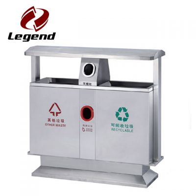 Eco Friendly Trash Can,Outdoor Trash Cans,Recycling outdoor bin