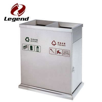 Eco Friendly Trash Can,Recycle Bin,Recycling outdoor bin