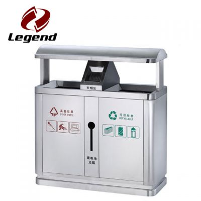 Eco Friendly Trash Can,Outdoor waste bin,Recycling outdoor bin