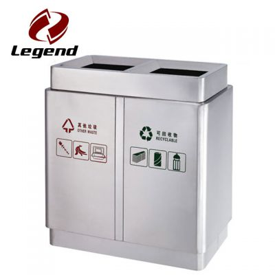 Eco Friendly Trash Can,Recycling outdoor bin